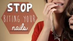 Several Things That You Can Do to Stop Biting Your Nails