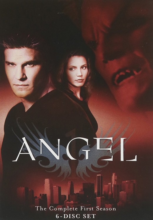 Angel is the property of 20th Century Fox