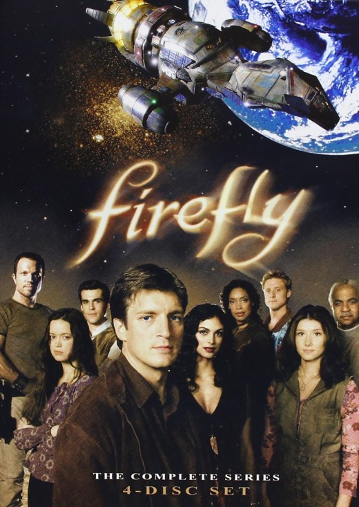 Firefly is the property of 20th Century Fox