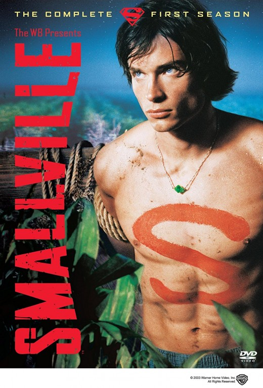 Smallville is the property of WarnerBrothers