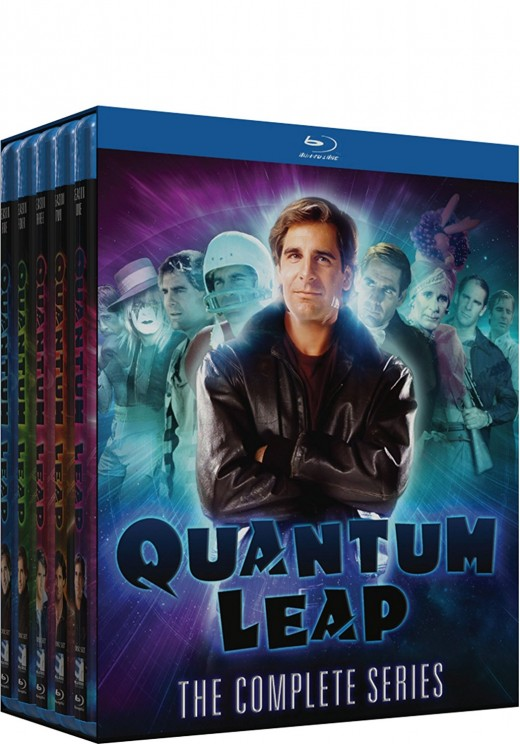 Quantum Leap is the property of Mill Creek Entertainment