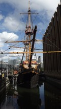 This Golden Hind Replica Has Sailed Further Than the Original!