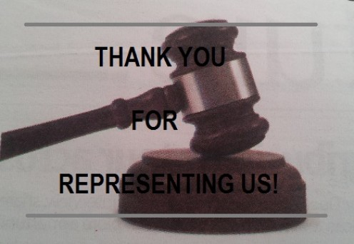 Thank-You Letter to Lawyer