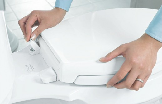 How To Fix Or Change A Loose Toilet Seat Dengarden