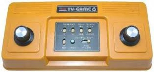 The Color TV-Game went on sale in 1977 and it only had a few games made for it.