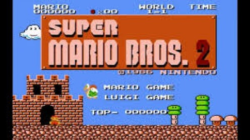 Super Mario Brothers 2 was a long awaited sequel that hit stores in 1988 and as Mario or Luigi you must defeat the evel Wart.