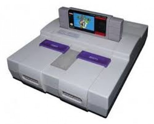 The Super Nintendo, which was released in 1990, was Nintendo's 16-bit console which competed directly against the Sega Genesis.