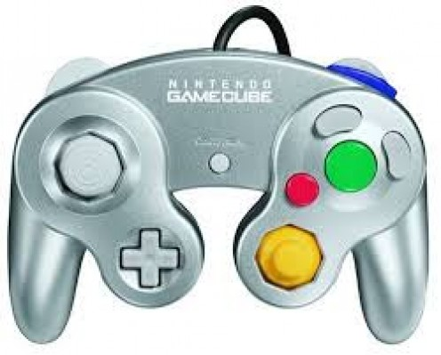 The Gamecube had a different controller than people were used to seeing. Some loved it while others loathed it.