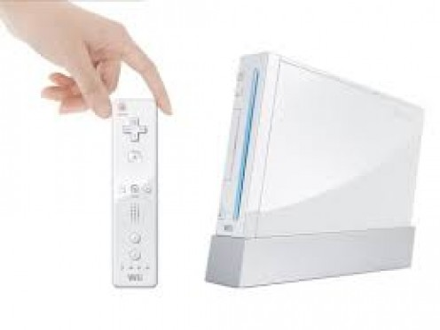 The Wii was released in 2006 and it uses a Wii remote controller.