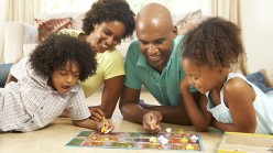 Is Relaxing With The Family Possible During A Game Night?