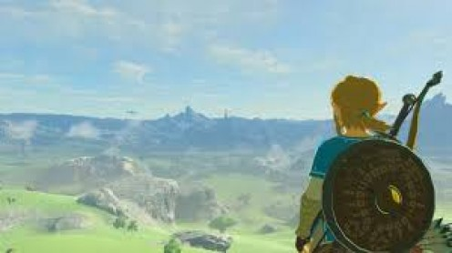 The Legend of Zelda: Breath of the Wild was put on sale in 2017 and it is easily the best selling Switch game so far.