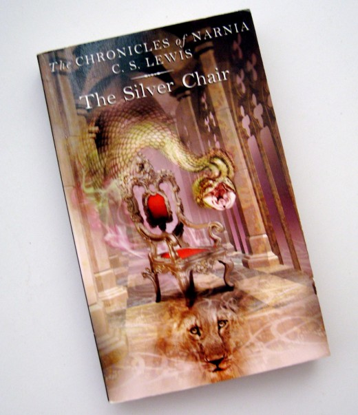 Pictured is The Silver Chair, one of the books in the Chronicles of Narnia series by C. S. Lewis. / E. A. Wright 2009