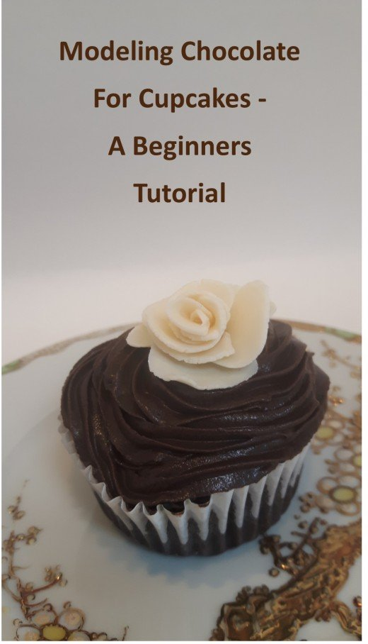 Modeling chocolate for cupcakes