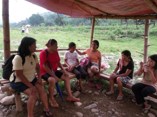 Promoting college education in a remote town of Rodriguez, Rizal