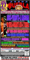CMLL Puebla Preview: Zeuxis-Sugehit