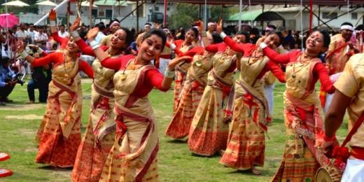 Bihu festival of Assam
