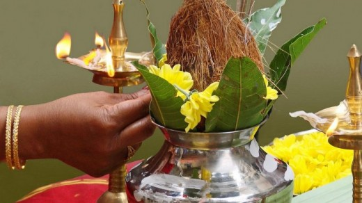 Puthandu, New Year Celebration of Hindus in Tamilnadu