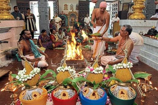 Puthandu, Hindus new Year Celebration in Tamilnadu
