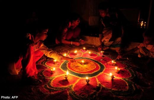 Bestu Varas, Hindu New Year Festival of Guajarat