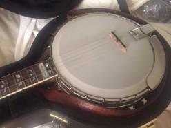 Gibson Banjo Estate Sale Find