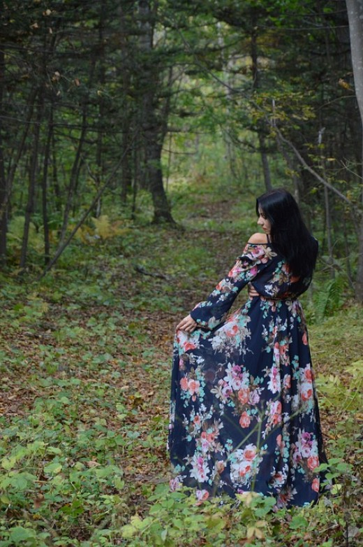 Witches are deeply drawn to nature, as children and in adulthood. This is the basis of the craft.