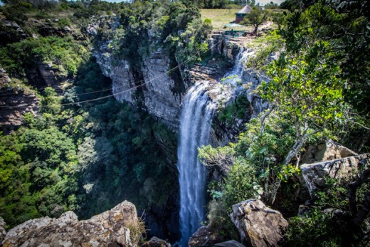 Lehr Falls, Port Shepstone, KwaZulu-Natal