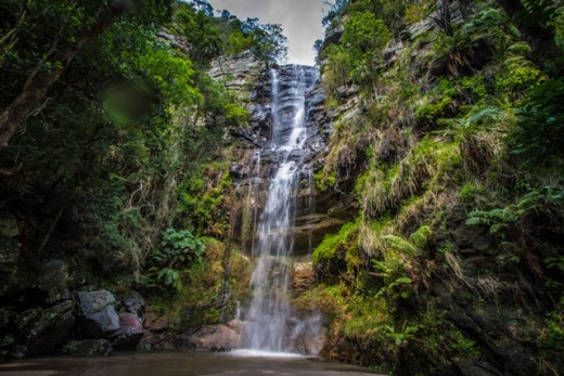 Samango Falls, Port Shepstone, KwaZulu-Natal