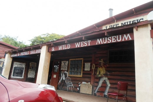 Pistols Saloon, Ramsgate, KwaZulu-Natal