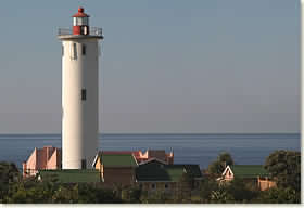 Light house, Port Edward