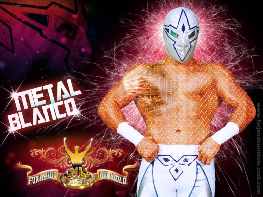Tritón as Metal Blanco