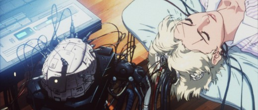 A cyber brain (Ghost In The Shell 1995).