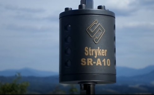 Stryker SR-A10 Central Loaded CB Antenna