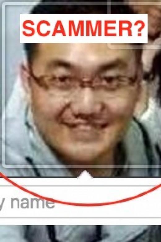 william cheong scam scammer