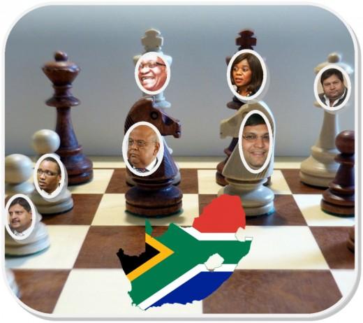 The Gupta-family - capturers of SA