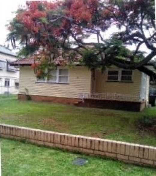 This is an old house in Brisbane Australia that I bought a long time ago, Today, it is worth a lot more than when I bought it, because properties go up all the time. So, it is worth to buy your own house.