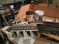 RITES OF PASSAGE FOR A MODEL RAILWAY - 27: THORPE CARR, A Space-saving Mini Layout In Progress