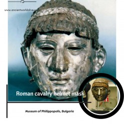 Raiders of the Lost Mask or how a Roman cavalry helmet mask was stolen from a museum in an armed robbery?