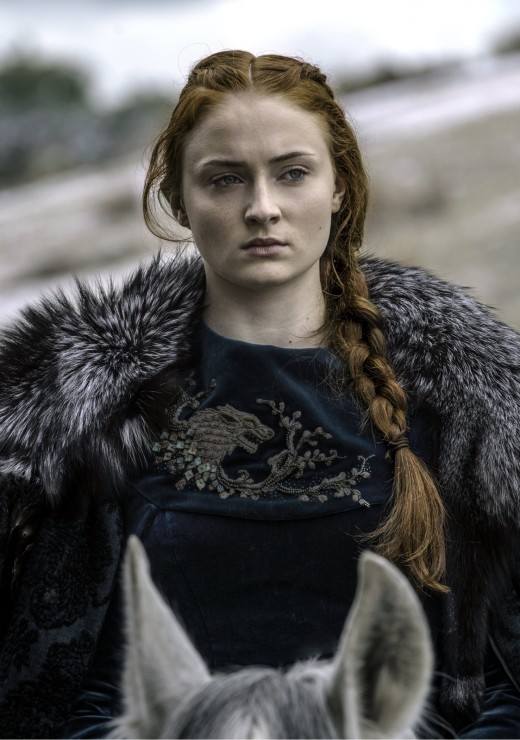"She can give even Cersei's ""resting bitch face"" a run for its money."