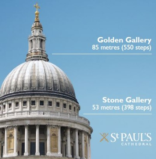 Stone Gallery and Golden Gallery