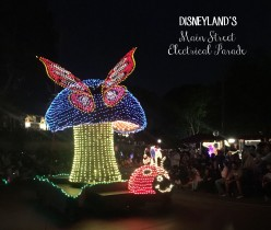 Disneyland's Main Street Electrical Parade