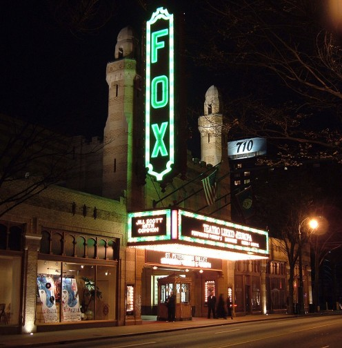Fox Theater Atlanta, GA.