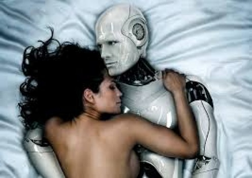 Will we someday treat humanoids just as we do people.