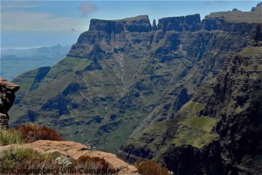 Drakensbege, South Africa