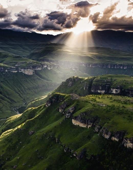 Drakensberge, KZN, South Africa