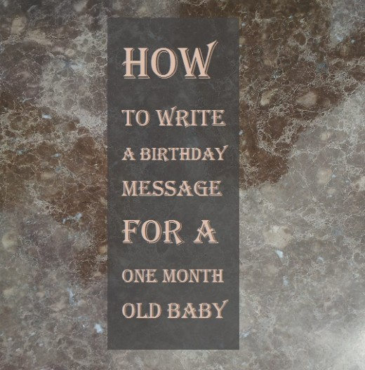 One Year Old Birthday Quotes: Happy Full Moon Baby Wishes―What To Write In One Month