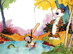 Why We Need A Calvin & Hobbes Movie