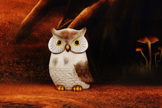 It May Be Prudent to Remember That Owls Work the Night Shift
