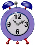 Do you set your clocks to the right time or a time different than the right time?
