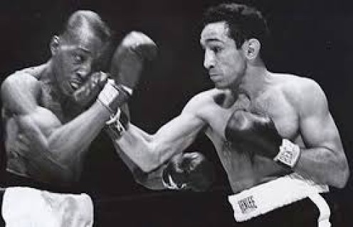 Willie Pep lost the featherweight crown to Sandy Saddler but in the rematch, Pep won back his crown and gained revenge at the same time.