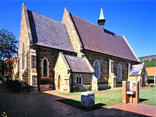 St Peters Church, Pietermaritzburg